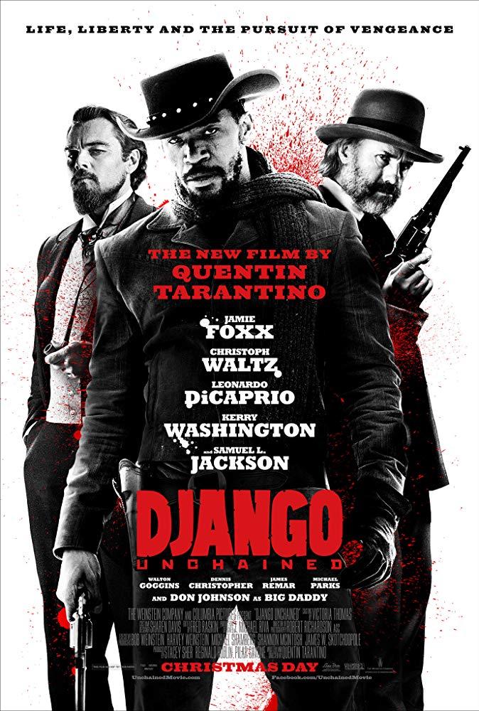 Django Unchained 2012 1080p BluRay 10bit HEVC 6CH MkvCage