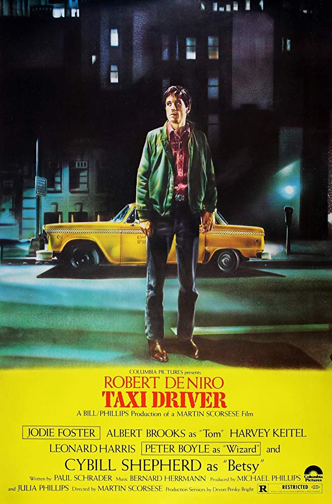 Taxi Driver 1976 REMASTERED 1080p BluRay 10bit HEVC 6CH MkvCage
