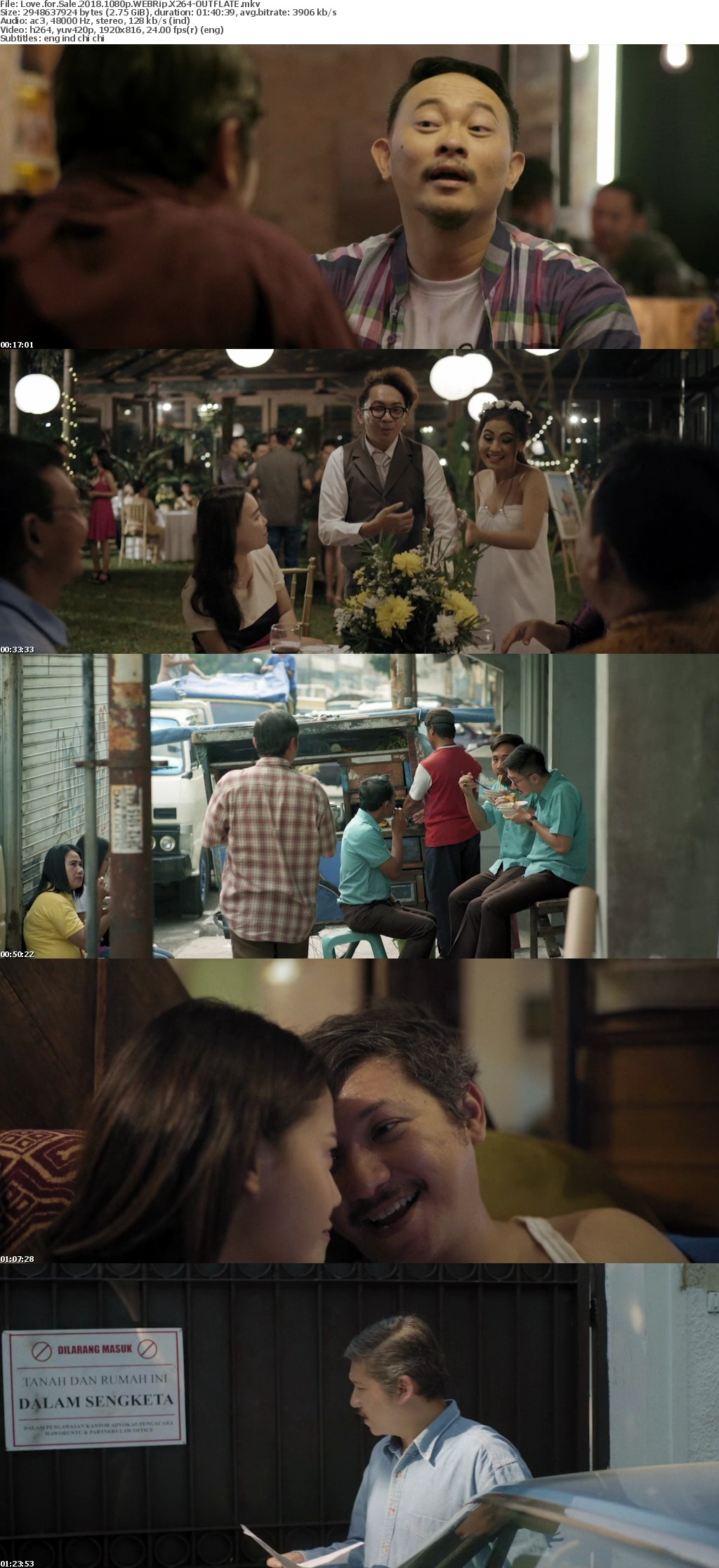 Love for Sale 2018 1080p WEBRip X264-OUTFLATE
