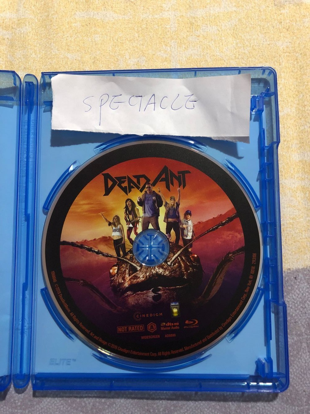 Dead Ant 2017 720p BluRay x264-SPECTACLE