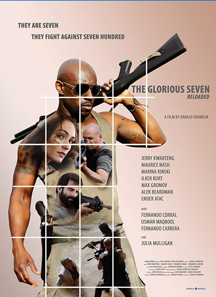 The Glorious Seven 2019 1080p WEB-DL x264 DD 5 1 - LOKiHD