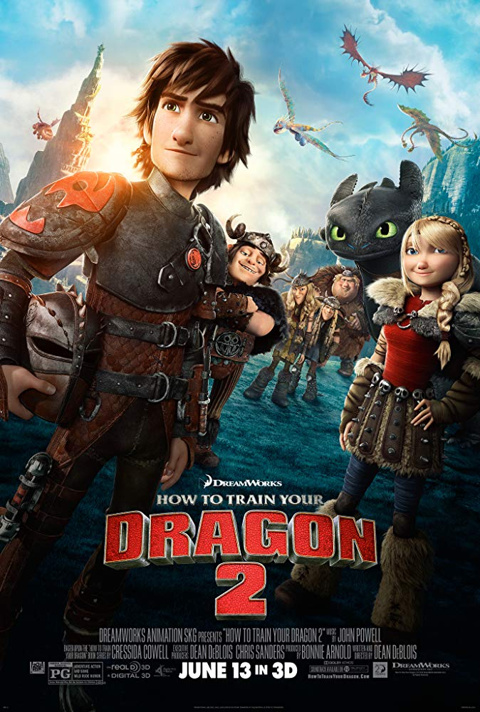 How to Train Your Dragon 3 2019 720p HC NEW HDRip-1XBET
