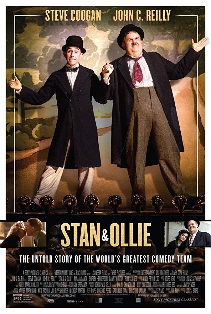 Stan and Ollie 2018 BRRip AC3 X264-CMRG