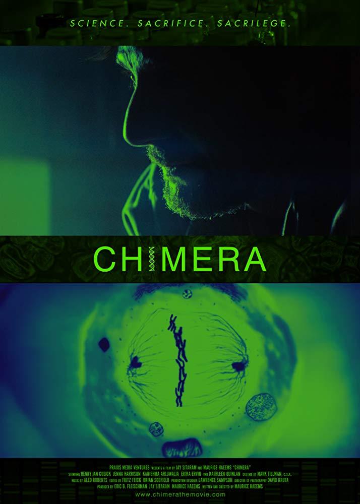 Chimera Strain 2018 [WEBRip] [720p] YIFY