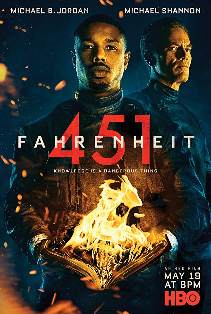 Fahrenheit 451 2018 English Movies Thriller [OpenTsubasa]