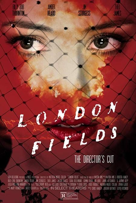 London Fields (2018) 720p BRRip XviD AC3  XVID