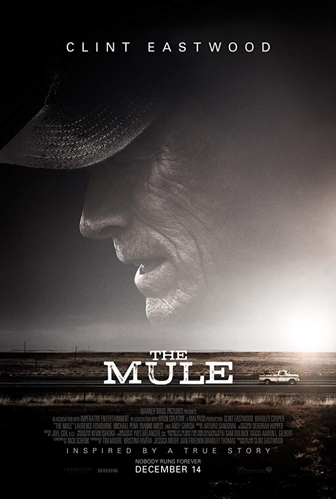 The Mule 2018 HDRip XviD AC3-EVO[TGx]