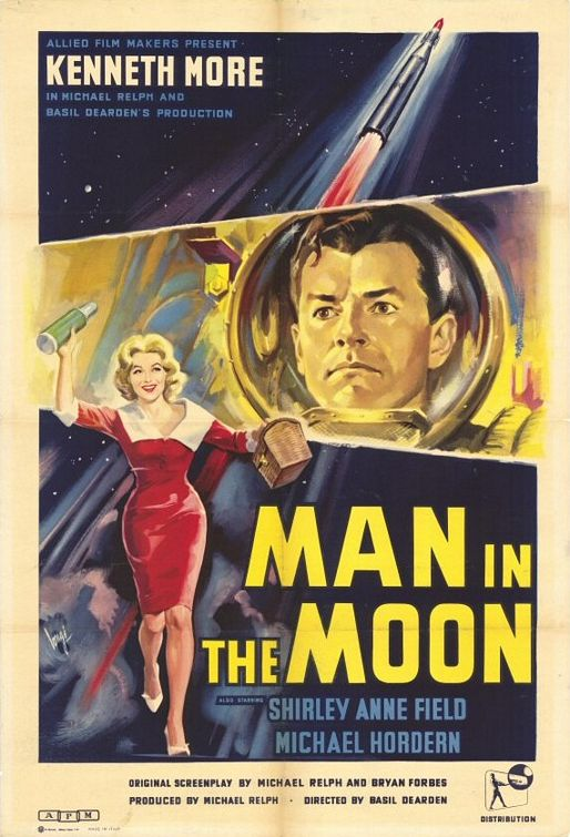 Man in the Moon 1960 DVDRip XViD