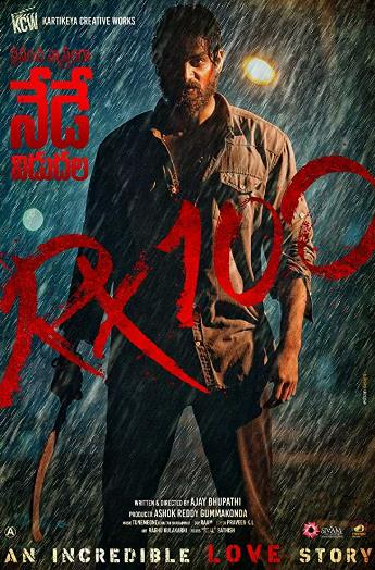 RX 100 (2019) Hindi 720p WEBrip x264-DLW