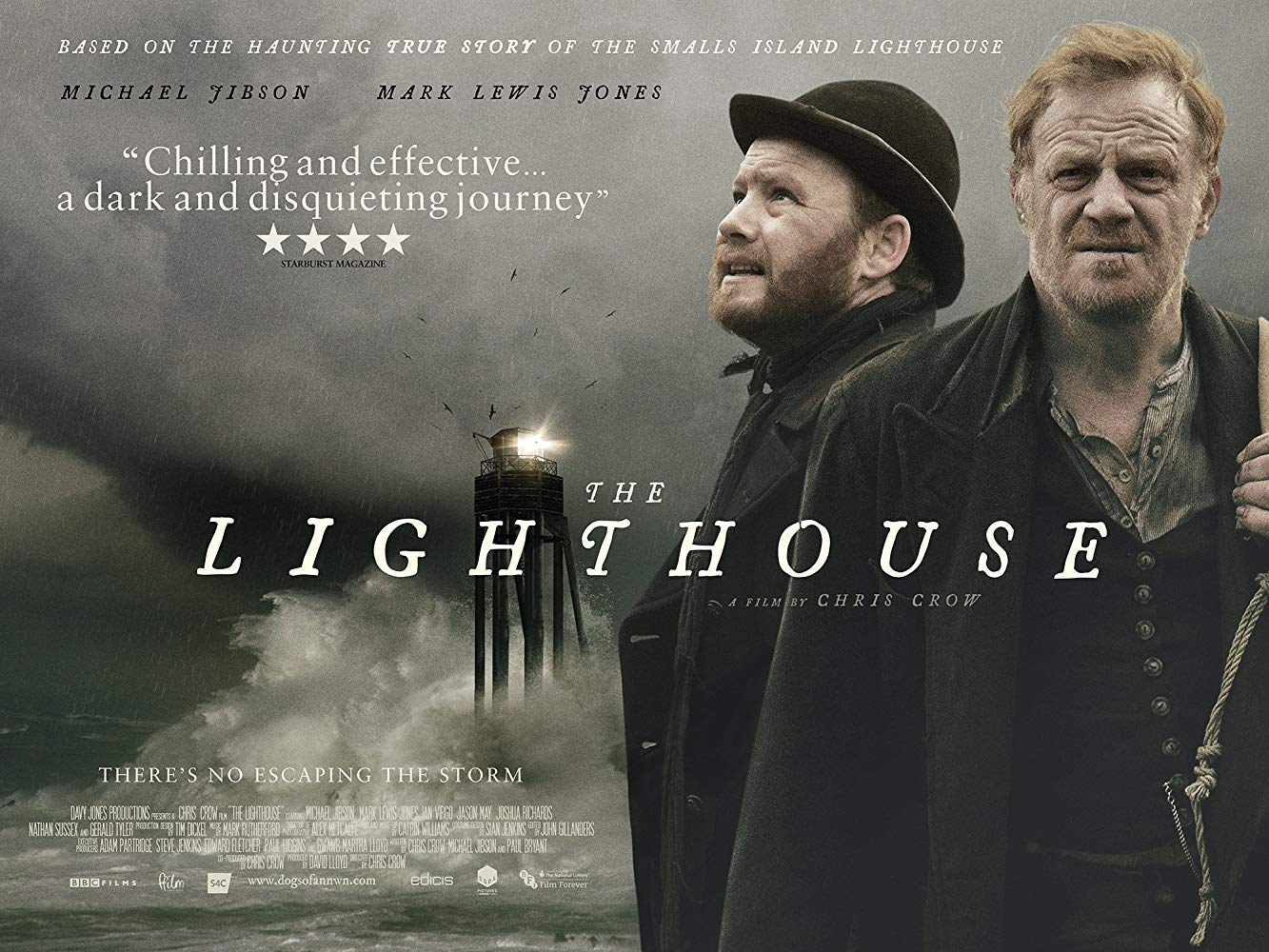 The Lighthouse 2016 1080p BluRay H264 AAC-RARBG