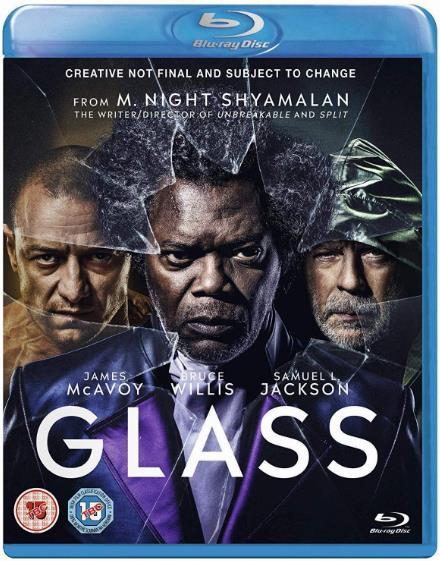 Glass (2019) 720p WEBRip x264  YIFY