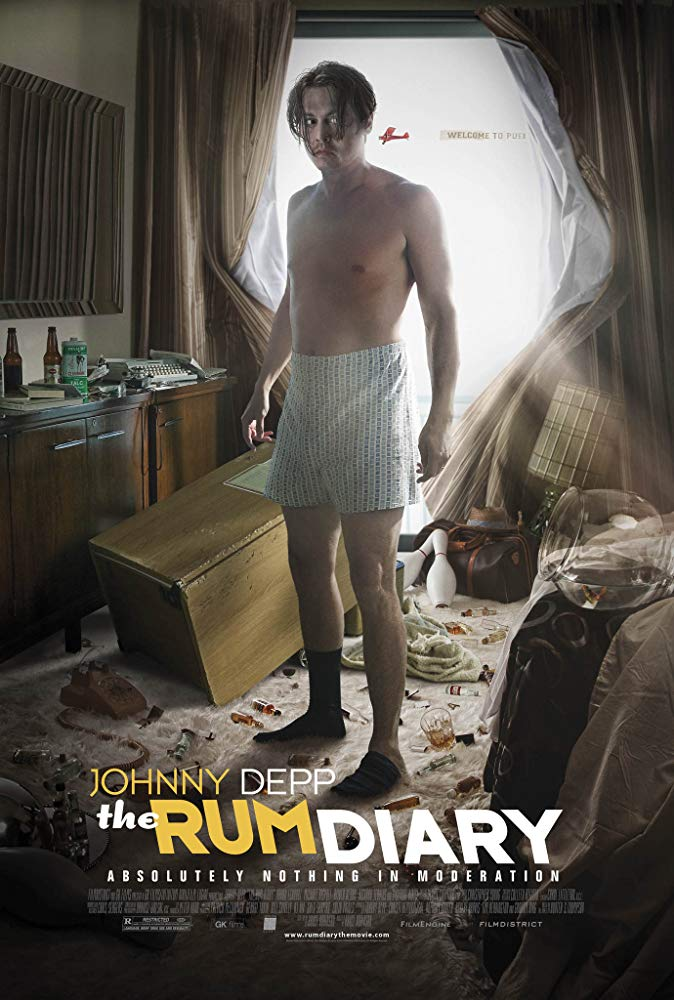 The Rum Diary 2011 720p BRRip x264-x0r