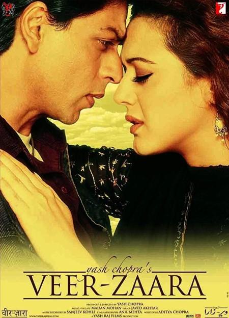 Veer-Zaara (2004) Hindi - 720p BluRay - x264 - DD 5 1 - MSubs -Sun George