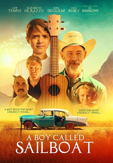 A Boy Called Sailboat (2018) HDRip XviD AC3 WoW