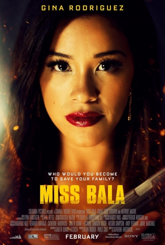 Miss Bala 2019 BDRip x264-DRONES