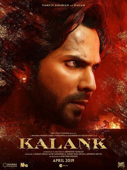 Kalank (2019) Hindi 700MB Pre-CAMRip x264-DLW