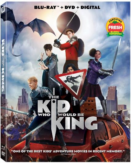 The Kid Who Would Be King (2019) 720p BluRay Dual Audio Eng Hindi ORG ESubs-DLW