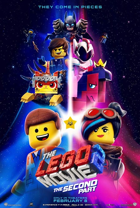 The Lego Movie 2 The Second Part (2019) BDRip x264-GECKOS