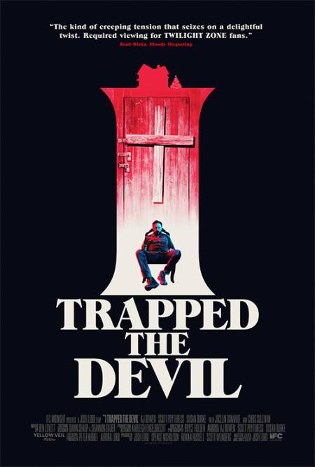 I Trapped The Devil (2019) HDRip AC3 x264-CMRG