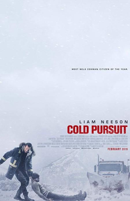 Cold Pursuit 2019 HDRip BLURRED AC3 X264-CMRG