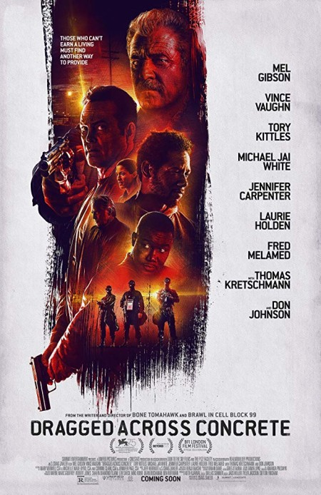 Dragged Across Concrete 2019 720p BDRip X264 AC3-EVO
