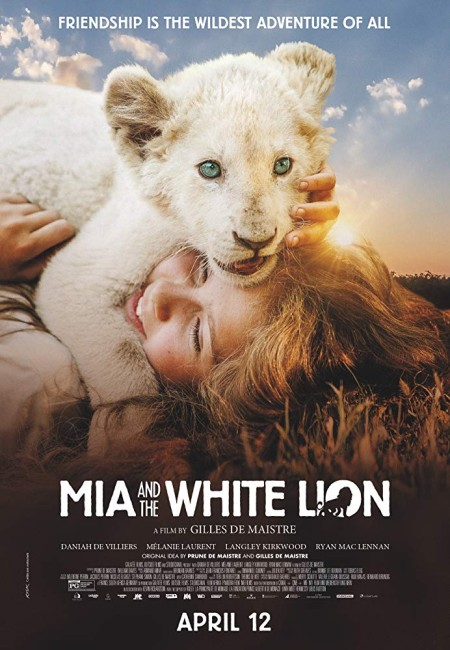 Mia and the White Lion (2019) 1080p BluRay 1400MB DD5.1 x264-GalaxyRG