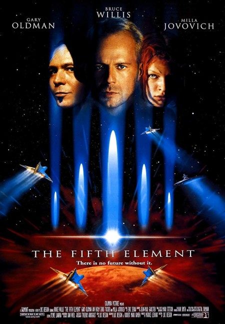The Fifth Element (1997) NF WebDL AVC DD 5.1-ETRG
