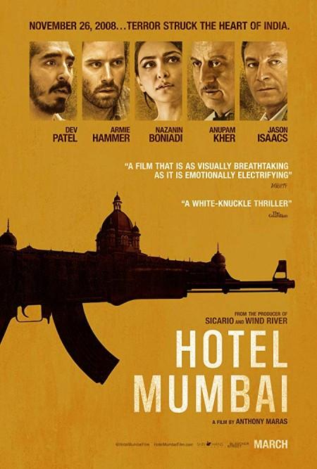 Hotel Mumbai (2019) 720p HDCAM 900MB 1xbet x264-BONSAI