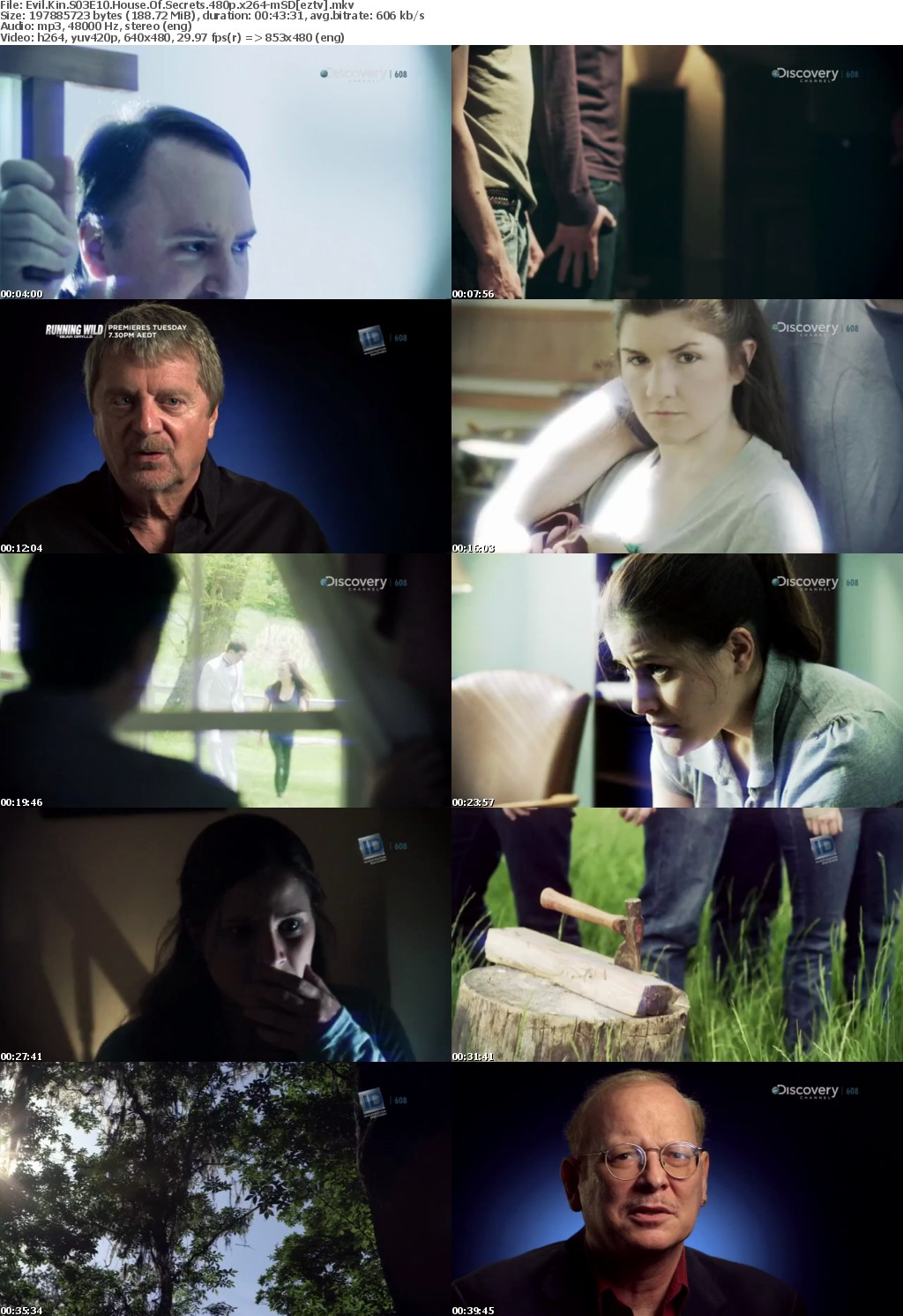 Evil Kin S03E10 House Of Secrets 480p x264-mSD