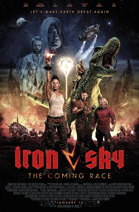 Iron Sky The Coming Race (2019) HDRip XviD AC3-EVO