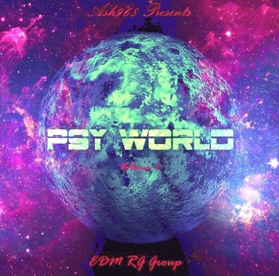 VA - Ash968 Presents Psy World Vol 4 (2019) Mp3, 320 Kbps EDM RG