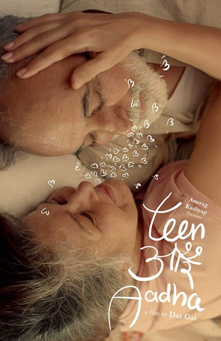 Teen Aur Aadha (2018) Hindi - 720p WEB-DL - x264 - AAC 5 1 - ESubs - Sun George (Requested)