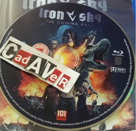 Iron Sky The Coming Race (2019) LiMiTED BDRip x264-CADAVER