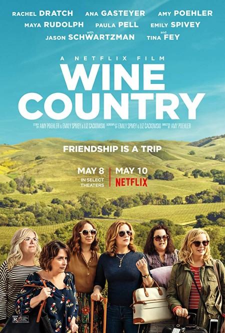 Wine Country (2019) REPACK 1080p WEBRip 1400MB DD5.1 x264  GalaxyRG