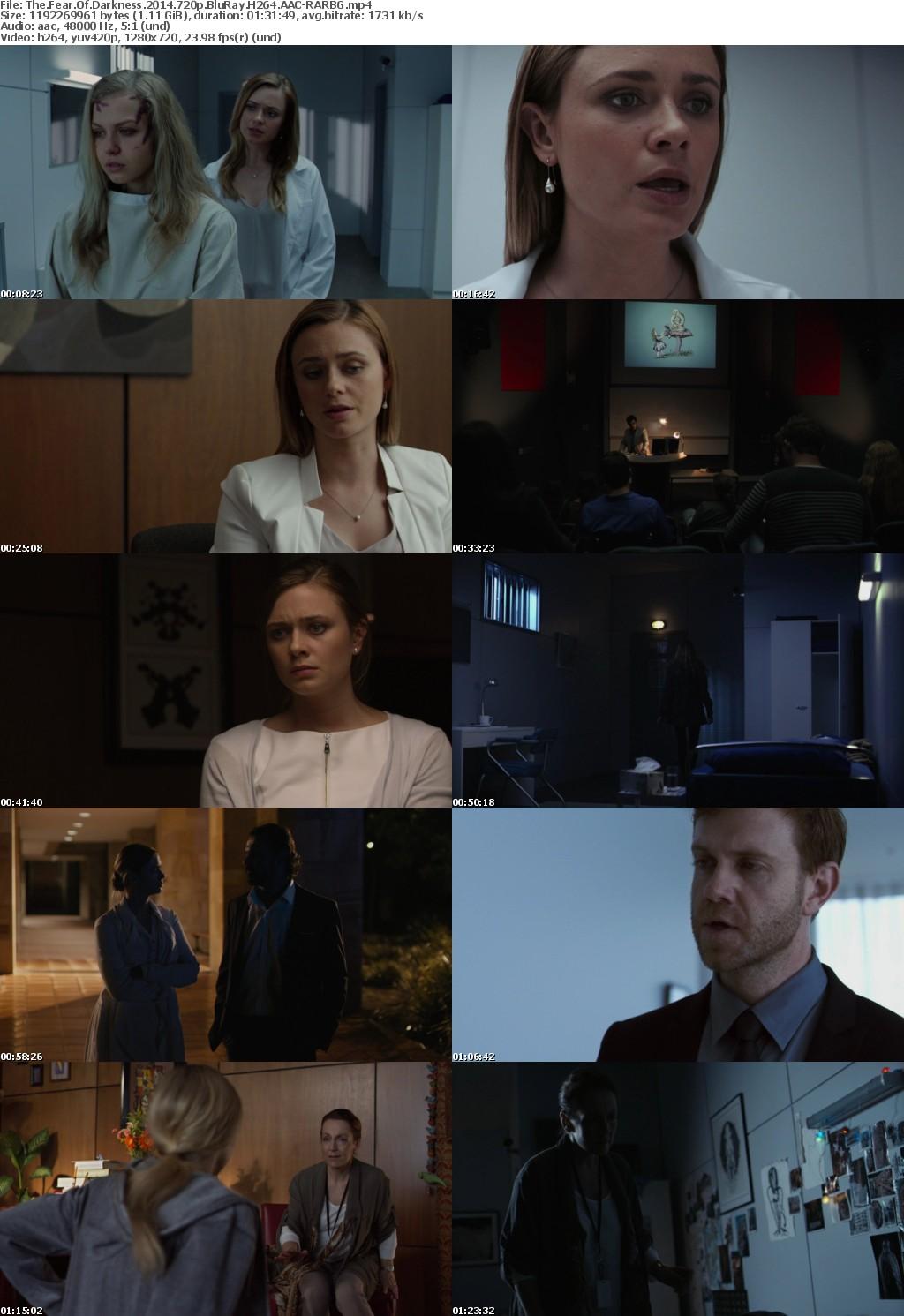 The Fear Of Darkness (2014) 720p BluRay H264 AAC-RARBG