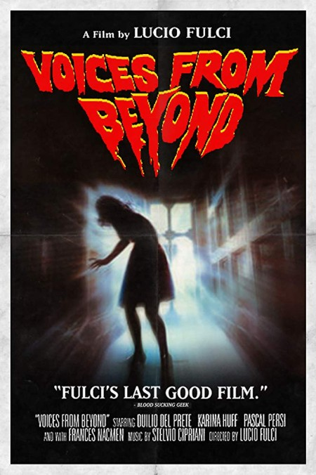 Voices From Beyond 1991 REMASTERED BDRiP x264-CREEPSHOWrarbg