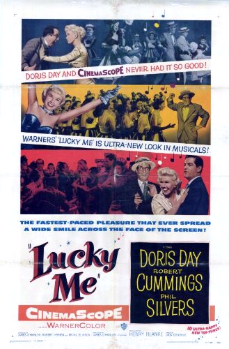 Lucky Me 1954 DVDRip XViD