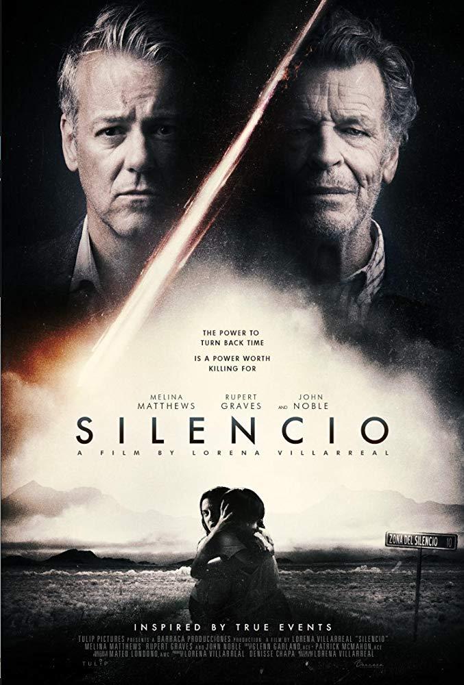 Silencio 2018 HDRip XviD AC3-EVO[EtMovies]