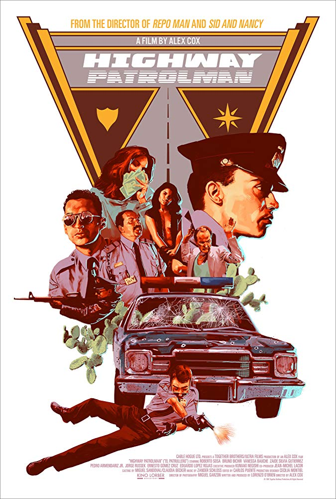 Highway Patrolman 1991 SPANISH BRRip XviD MP3-VXT