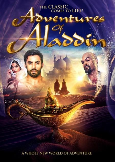 Adventures Of Aladdin 2019 1080p WEB-DL H264 AC3-EVOEtHD