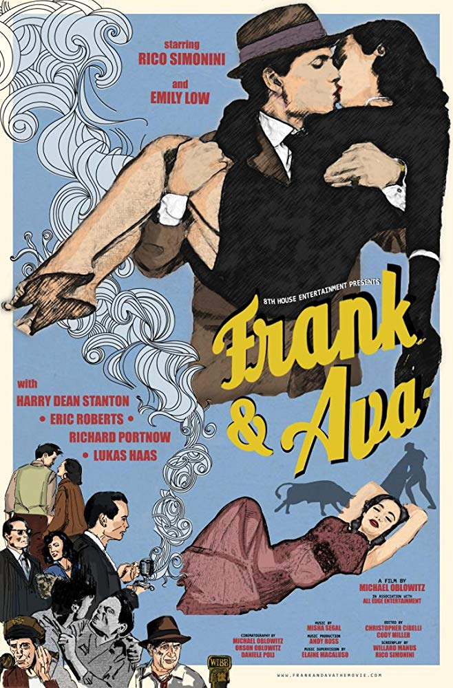 Frank And Ava 2018 WEB-DL XviD AC3-FGT