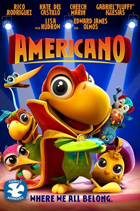 Americano 2016 BRRip XviD MP3-XVID