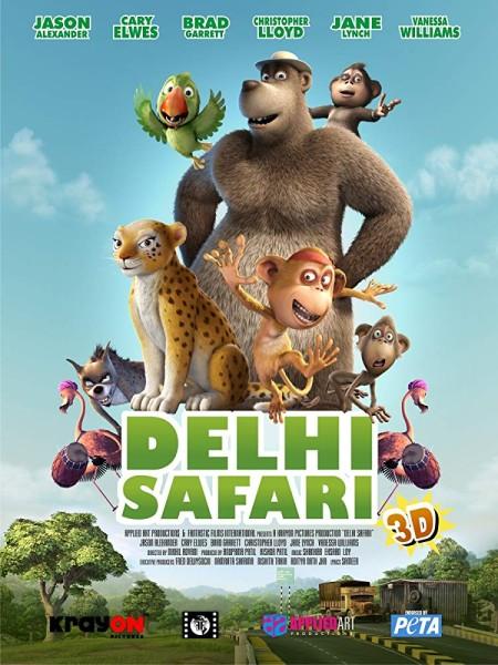 Delhi Safari (2012) 720p BluRay H264 AAC-RARBG