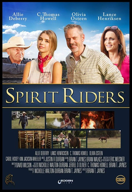 Spirit Riders (2015) BRRip XviD MP3-XVID