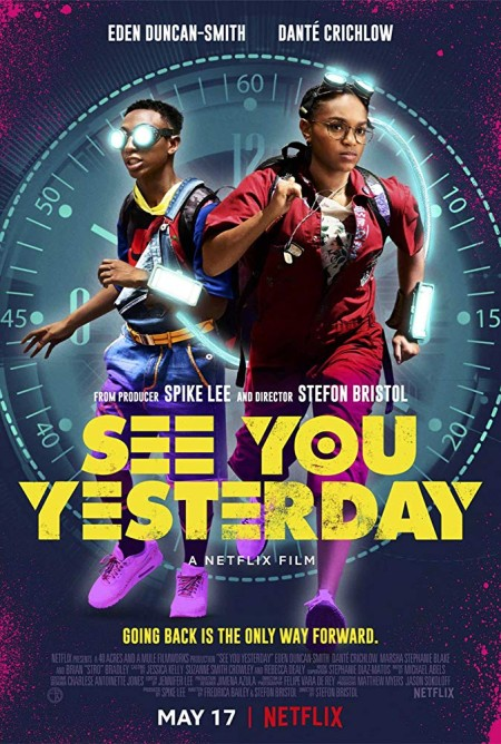 See You Yesterday (2019) HDRip AC3 x264-CMRG
