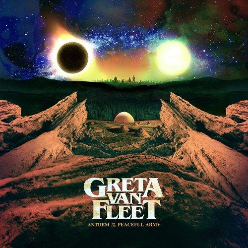 Greta Van Fleet - Anthem of the Peaceful Army YERAYCITO MASTER SERIES X