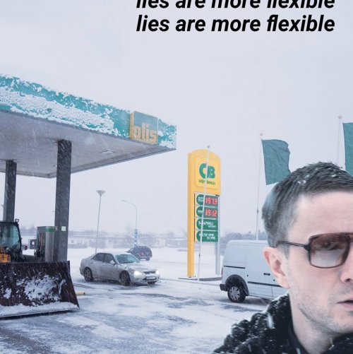 GusGus - Lies Are More Flexible (2018) 320