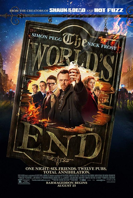 The World's End (2013) (1080p BluRay x265 HEVC 10bit AAC 5 1 afm72) QxR