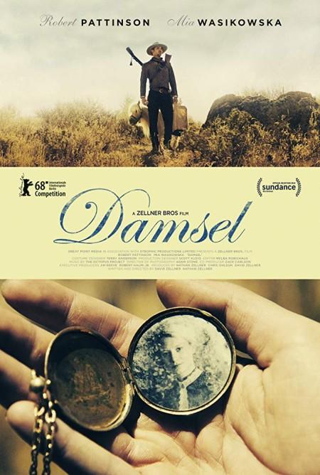 damsel 2018 BRRip AC3 x264-CMRG