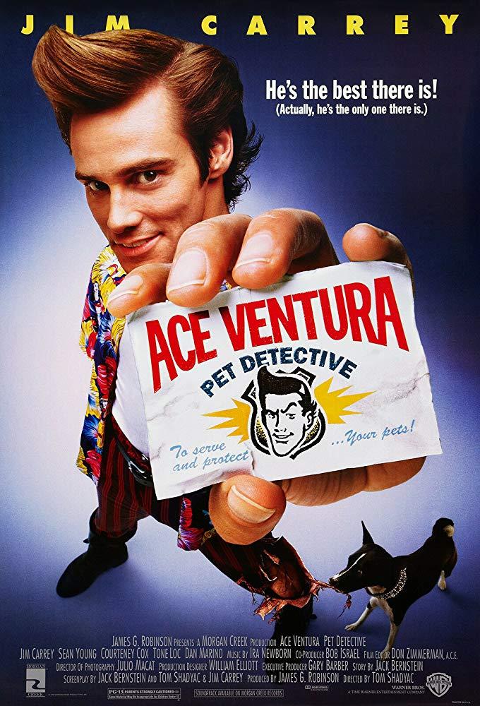 Ace Ventura Pet Detective 1994 720p BluRay x264-HD4U